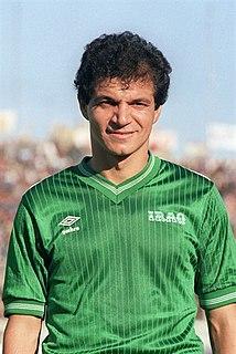Hussein Saeed Iraqi footballer