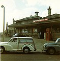 Huyton Station, Liverpool and Manchester Railway, about 1970 - geograph.org.uk - 363420.jpg