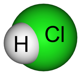 File Hydrogen Chloride 3d Vdw Labelled Png Wikimedia Commons