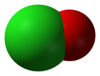 The hypochlorite ion 3D