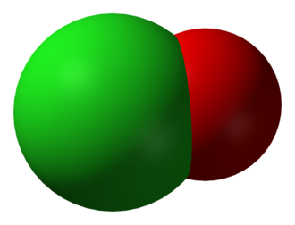 Chloride - The hypochlorite ion