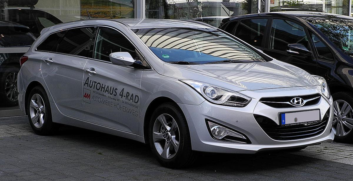 Hyundai I40 Wikipedia La Enciclopedia Libre