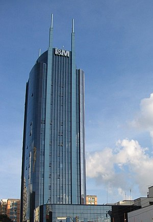 I&M Bank Tower