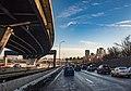 I-394 Morning Rush Hour Traffic to Downtown Minneapolis (26781536148).jpg