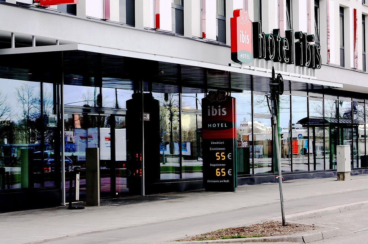 Ibis Hotel Munchen Arnulfstrabe