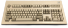 101-key Enhanced keyboard
