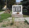 II. világháború áldozatainak emlékműve, Bár.jpg