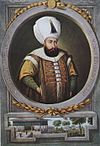 Portrait of Murad III by John Young