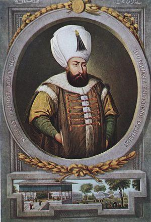 Murad III - Image: III. Murat Han