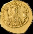 INC-1829-r Номисма тетартерон Феодора ок. 1055-1056 гг. (реверс).png