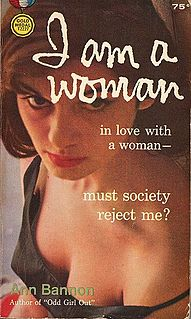 <i>I Am a Woman</i> book by Ann Bannon