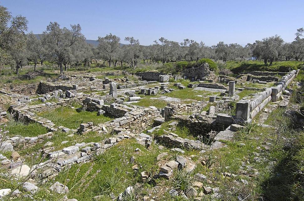 Iasos Zeus Megistos area 5531