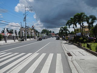 Ibaan Municipality in Calabarzon, Philippines