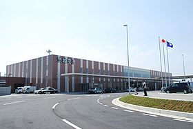 Ibaraki-airport terminal,Omitama-city,Japan.jpg
