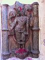 Idol at Kamakhya temple, Guwahati, Assam.jpg