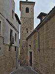 Iglesia de San Bartolomé (Toledo). Torre.jpg