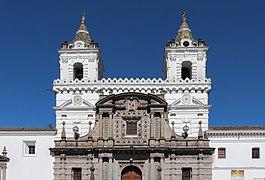 Iglesia de San Francisco, Quito 02.jpg