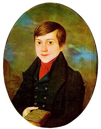 Ignaz Semmelweis - Ignaz Semmelweis as a child in 1830