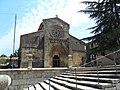 Igreja do Mosteiro de Paço de Sousa e escadaria.jpg
