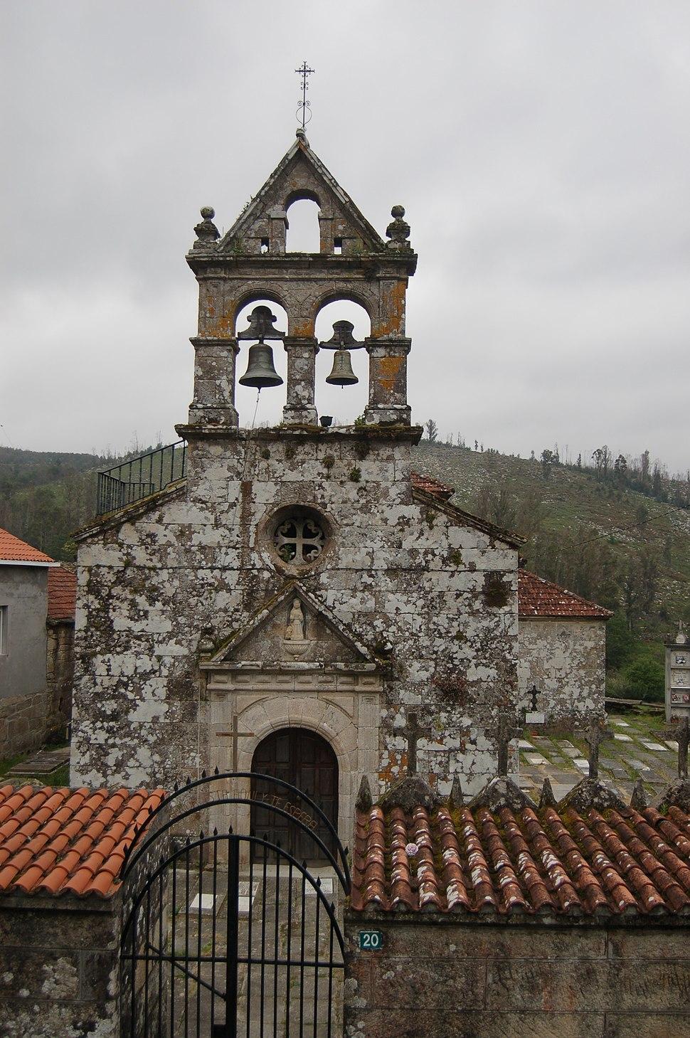 Igrexa de Montes, Campo Lameiro