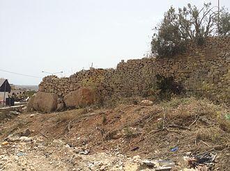 Iklin - Pre-historic temple in Ta' Raddiena area