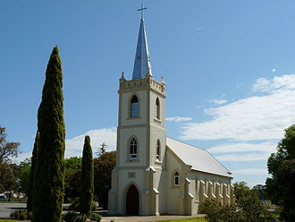 Light Pass, South Australia - Immanual Lutheran Church