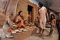 Indus Valley Civilization - Science and Technology Heritage of India Gallery - Science Exploration Hall - Science City - Kolkata 2016-02-23 0639.JPG