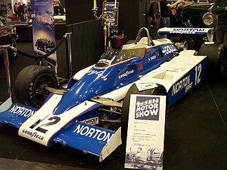 Team Penske - Bobby Unser's Penske Indy car.