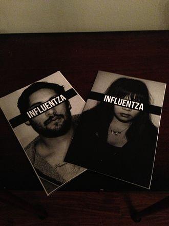 Zine - Image: Influentza