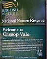 Information board, Cassop Vale nature reserve - geograph.org.uk - 1309865.jpg