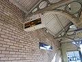 Information display, Knaresborough railway station (24th August 2019).jpg