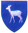 Coat of arms of Județul Dâmbovița