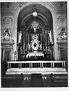 interieur kapel voor 1953 - amsterdam - 20014575 - rce