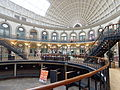 Interior of the Leeds Corn Exchange (12th April 2014) 007.JPG