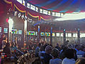 Interior of the Spiegel Tent at Edinburgh's Spiegel Garden.jpg