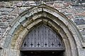 Iona Abbey - detail of entrance door.jpg