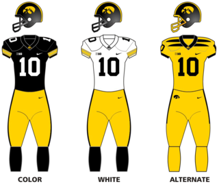 Iowa Hawkeyes football Wikipedia list article
