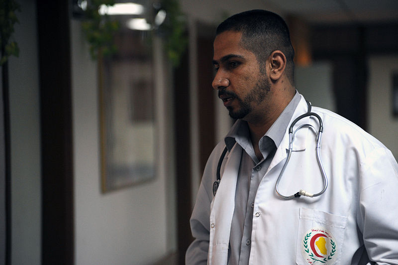 File:Iraqi physician.jpg