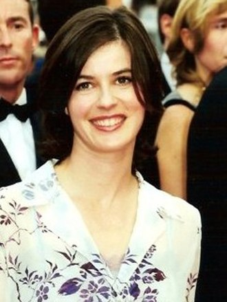 Irène Jacob - Irène Jacob at the 1991 Cannes Film Festival.