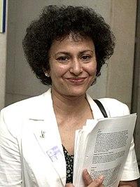 Irene Khan, secretaria general desde agosto de 2001