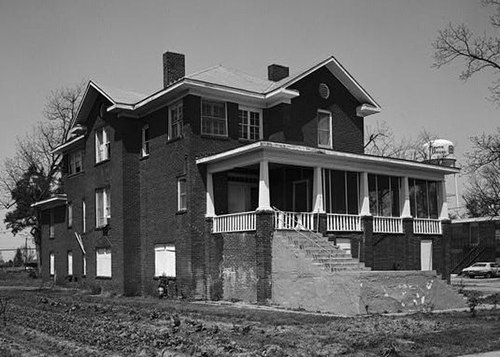 Mississippi registered historic place wikivisually for Montgomery house