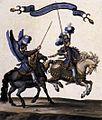 Israël Silvestre - Grand Cavalcade Given in Paris in 1662 - WGA21321.jpg