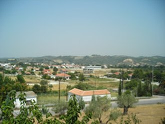 Istiaia - View from Dexameni Hill