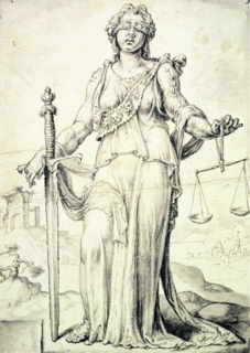 Justice Concept of moral fairness and administration of the law