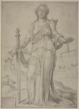 Iustitia van Heemskerck