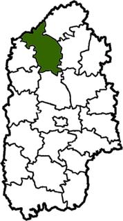 Iziaslav Raion Former subdivision of Khmelnytskyi Oblast, Ukraine