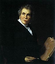 Jérôme-Martin Langlois - Portrait of Jacques-Louis David - WGA12462.jpg