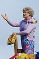 Jón Gnarr, mayor of Reykjavik dressed in drag at the head of the Gay Pride 2010 march through downtown Reykjavik.jpg