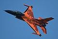 J-015 the Royal Dutch Air Forces display aircraft for the 2009 season. (3935188198).jpg