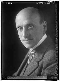 J. Ellis Barker British homeopath and writer